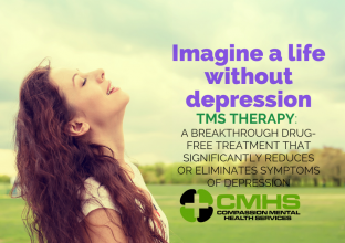 Imagine a life without depression